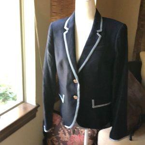 JCrew Collection schoolboy blazer